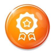 Award icon-orange