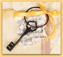 Music-key to memory-edited