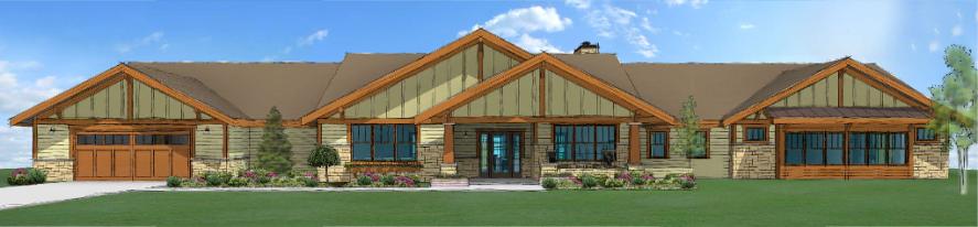 AP Homes elevation