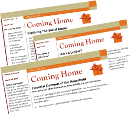 Cedars newsletters
